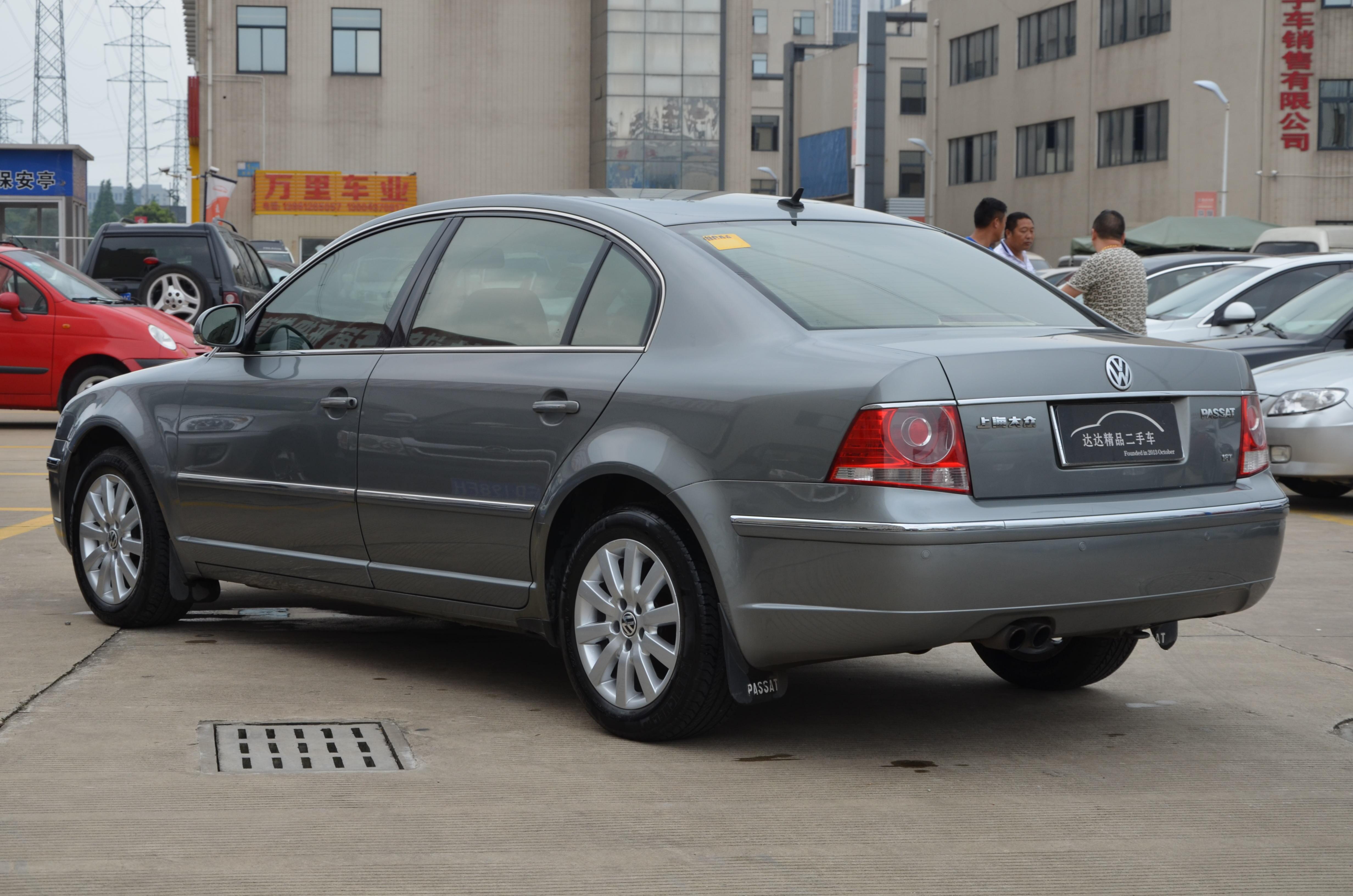 帕萨特b5是德国大众汽车公司的帕萨特品牌轿车的第五代车型.