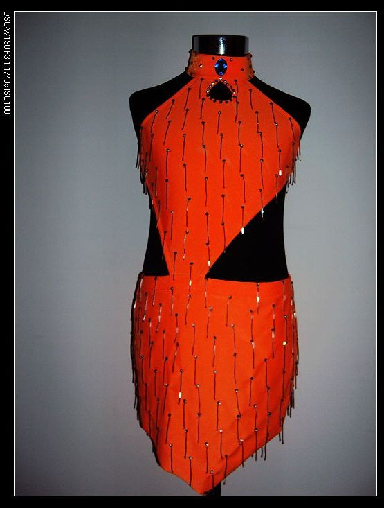 少儿拉丁舞服装|服饰区-化龙巷