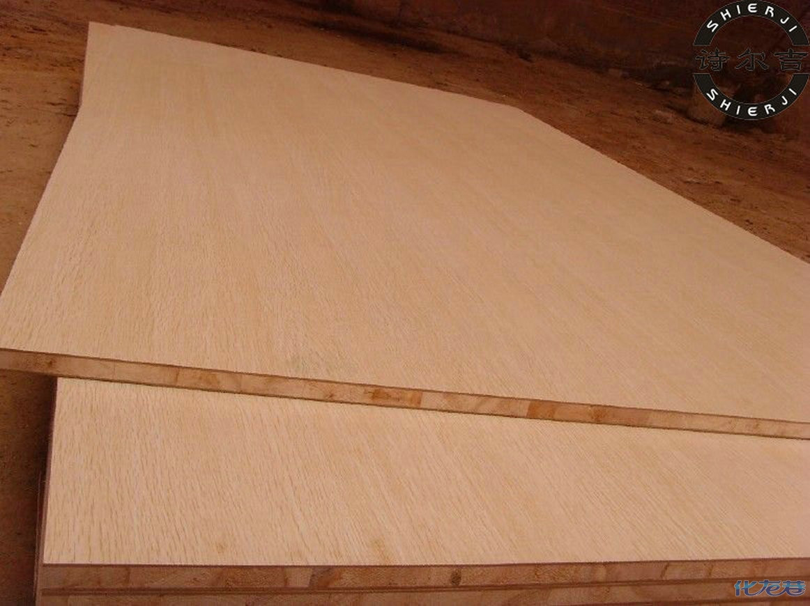 白桦木基材,天然实木贴皮