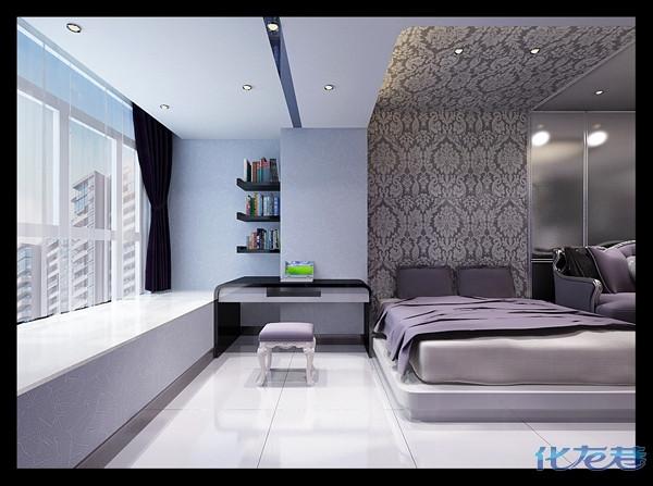 室内灯具设计中的射灯与灯带都应用led灯具,符合节能环保的设计