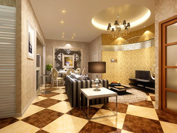2011中国soho室内设计大赛 复赛-89号作品