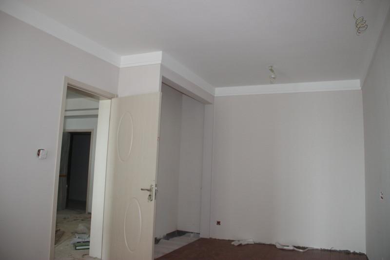但装修公司说房间有阴角线; 卧室橱柜装修效果图;