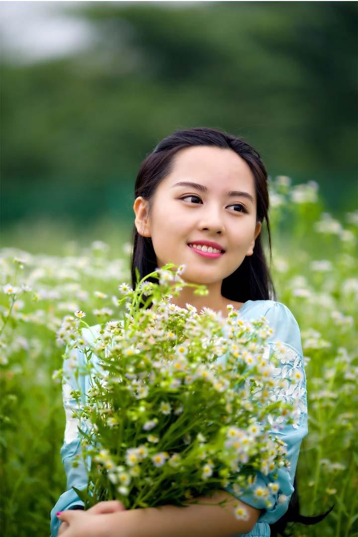 围观:金坛茅山风景区的壹号农场,美女模特外拍