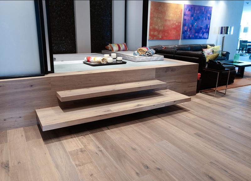 软木地板——是华栎木的保护层
