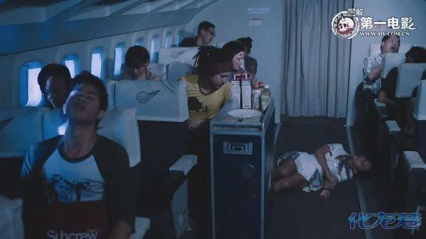 图解:泰国恐怖片《407猛鬼航班》 非原创