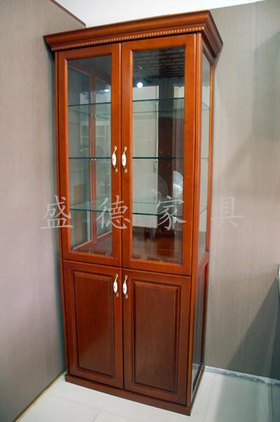实木欧式鞋柜罗马柱图片