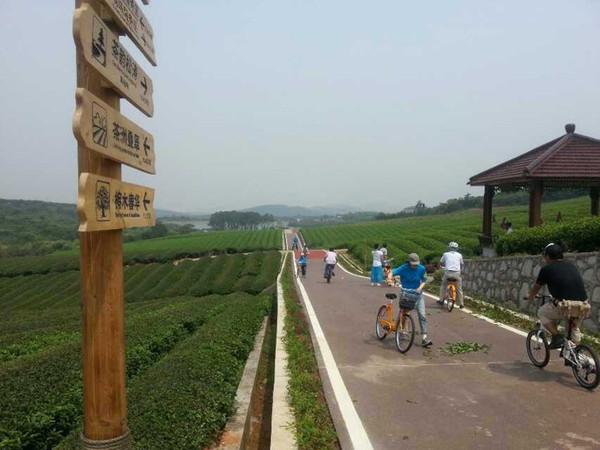 宜兴自行车慢行公园_宜兴自行车公园门票_裕安图片网