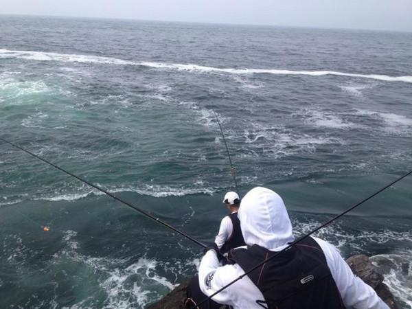 2013年国庆海钓计划之10月2-4日渔村海岛枸杞岛海钓摄影