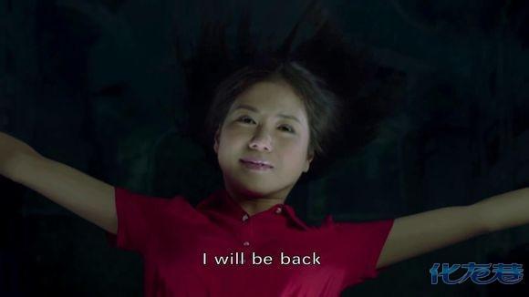不过红衣学姐却没舍得他死,将他推了回来, 自己跳了下去