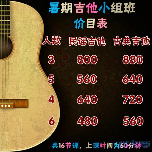 吉他最简单的谱子-5