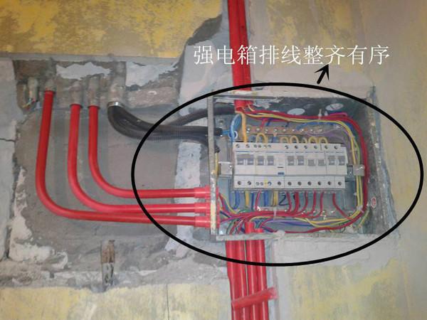 一、装饰公司工程现场形象管理规定 强制要求 1)公共部位保护大方得体,不得敷衍、随意铺设,有良好的美观效果。(地面、墙面保护膜,电梯、墙面阳角处护角等)公共部位的保护不得出现严重污渍、破损。施工造成的垃圾散落要及时清理,以免产生不良影响。 2)进户门必须用保护膜保护,保护膜粘贴应平整,顺直,不得皱折、破损或保护不到位。